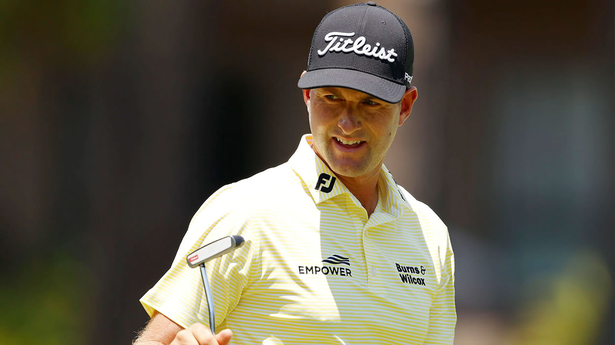 Webb Simpson wins RBC Heritage at Harbour Town